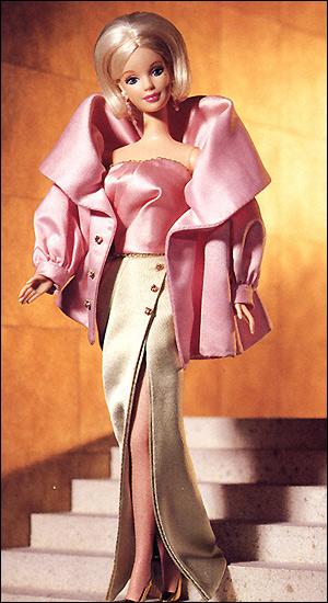 фото коллекционной Барби от Роберта Беста