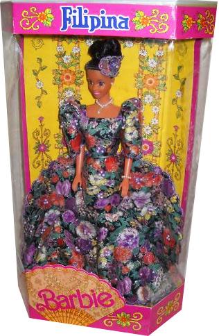 Коллекционная Барби Филиппины