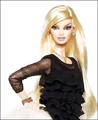 Коллекционная кукла Барби Juicy Couture Barbie