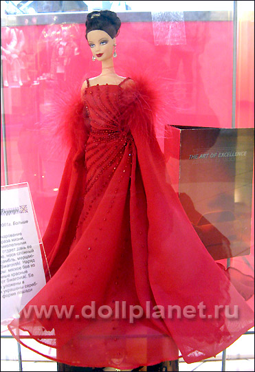 Барби Феррари Ferrari Barbie 2001