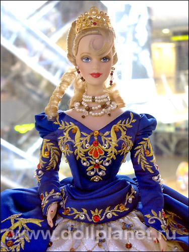 Барби Фаберже Faberge Barbie Imperial Elegance