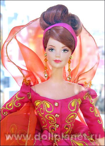 коллекционная Барби выставка в Атмосфере Symphony in Chiffon
