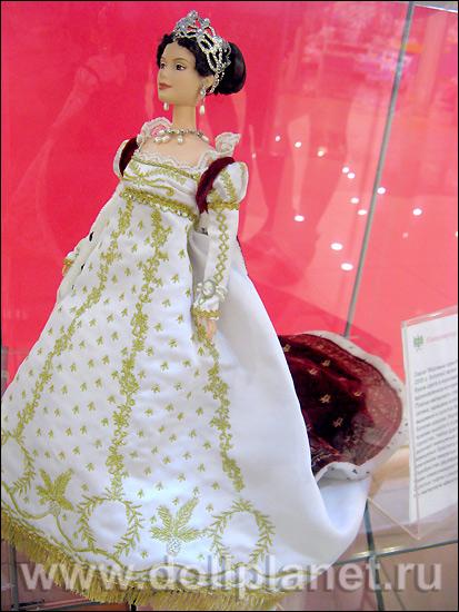 Барби Императрица Жозефина Empress Josephine Barbie