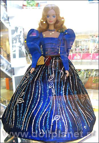 фарфоровая кукла Барби Blue Rhapsody Barbie 1986