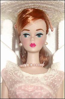 коллекционная кукла Барби фарфоровая Plantation Belle 1992