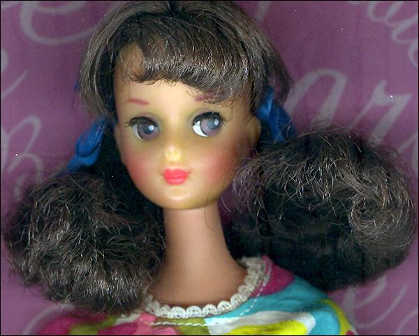 Редкая японская кукла Living Eli от Mattel