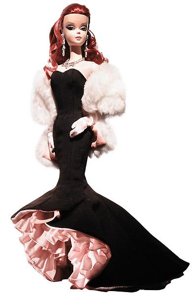 Коллекционная кукла Барби Silkstone Barbie the Siren
