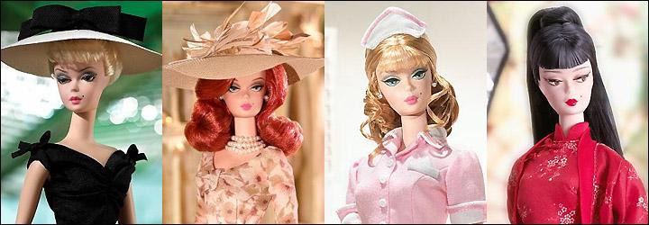 коллекционные куклы Барби Силкстоун Silkstone Barbie