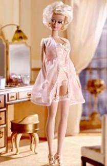 куклы в нижнем белье silkstone barbie lingerie