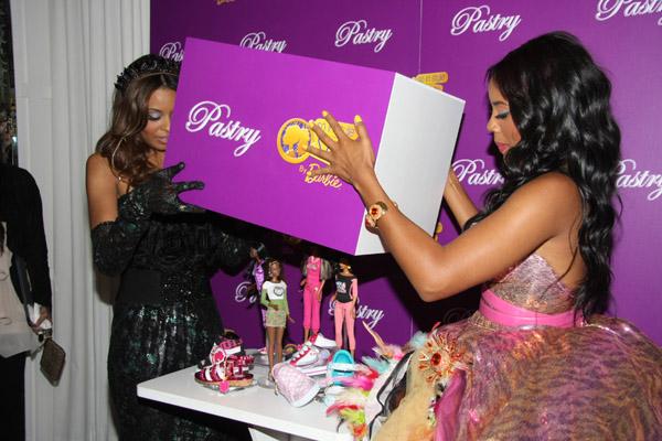 Премьера новой коллекции кукол So In Style Pastry в Беверли-Хиллз