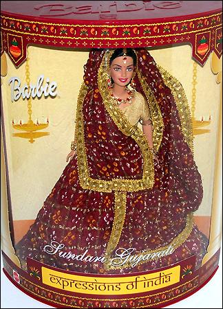 Индийская Барби