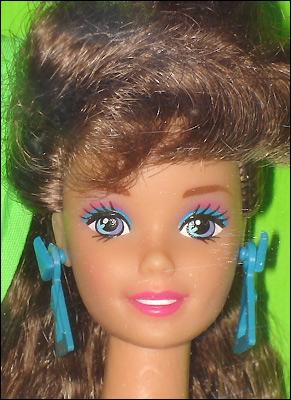 кукла Барби волосы до пят Totally Hair Barbie