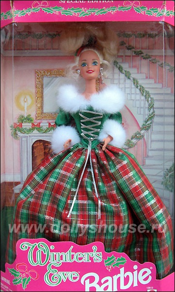 кукла Барби Winter's Eve Barbie