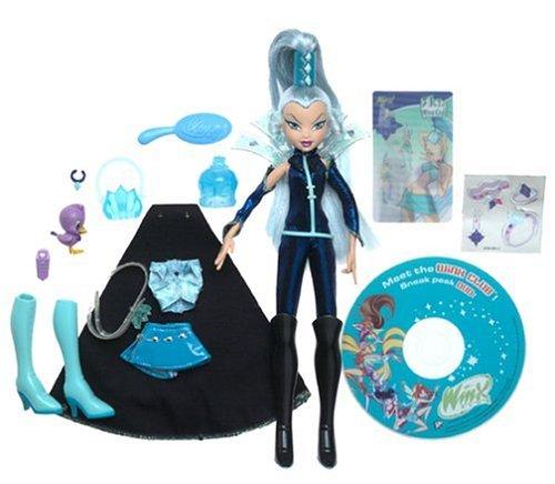 фото куклы Айси Icy от Mattel Winx