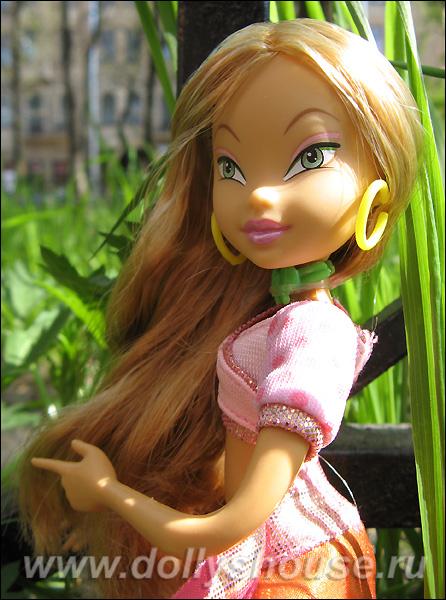 фото куклы Винкс от Маттел