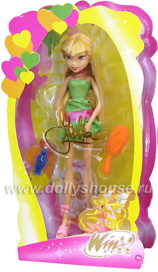 фото куклы Winx от Mattel