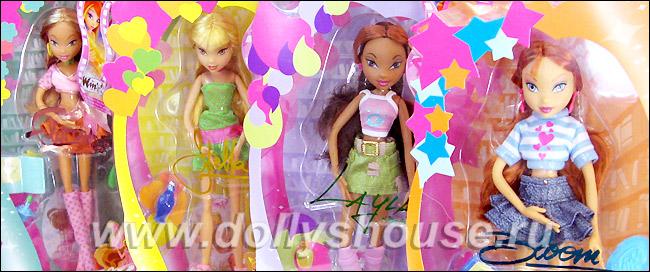 куклы Винкс от Маттел