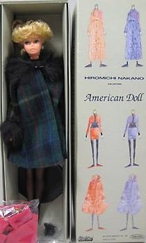 кукла Барби фото коллекционная японская Hiromichi Nakano