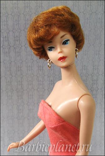 Фото куклы Барби винтажной Bubble Cut Barbie