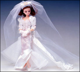 Маленькая японская кукла Compact Jenny