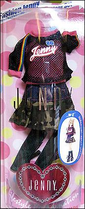 одежда для куклы Jenny