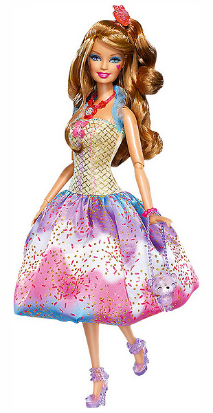 Фото куклы Барби Модная Штучка Hollywood Diva Sweetie