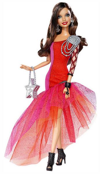 Фото куклы Барби Модная Штучка Голливуд Hollywood Diva Sassy