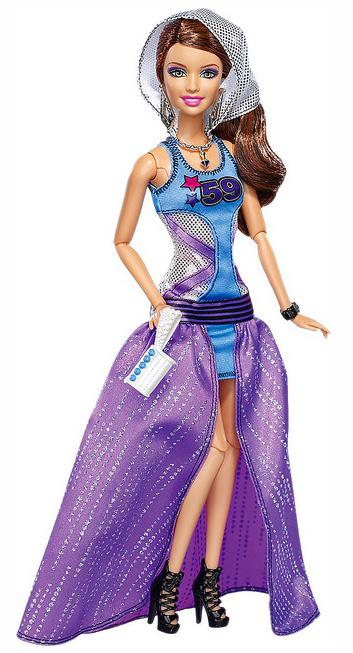 Фото куклы Барби Модная Штучка Голливуд Hollywood Diva Sporty