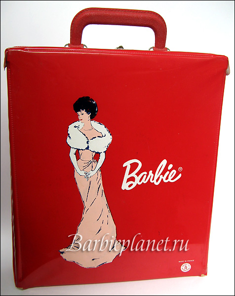 переноска для куклы Барби винтажная