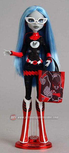Ghoulia Yelps коллекционная кукла