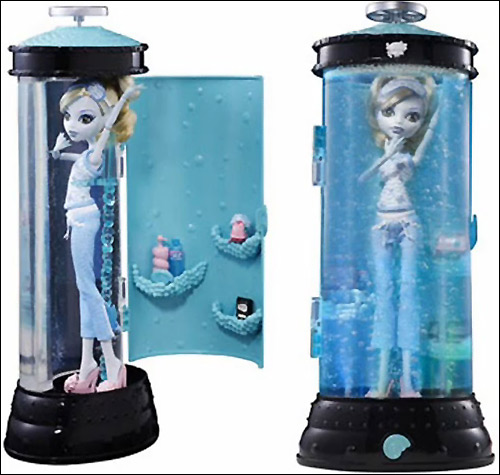 Колба для куклы Лагуна Блю