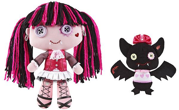 мягкие куклы Monster High Plush