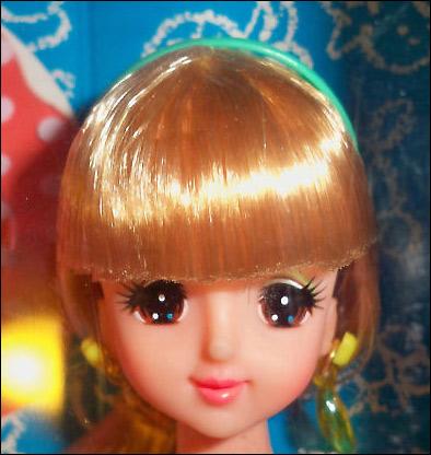 Японская кукла Jenny Дженни Takara Fruit Kiss Jenny