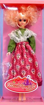 коллекционная кукла японская