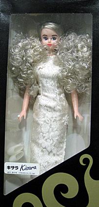 коллекционная кукла японская Kisara в ципао
