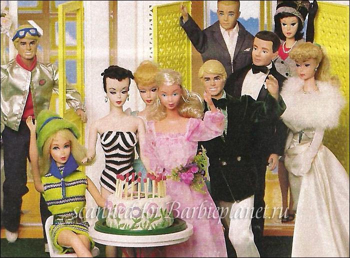 Барби 21 год! Фотостатья из журнала Life (1979)
