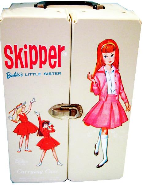 Винтажный чемоданчик Скиппер 1960-е