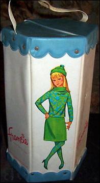 переноска для куклы Francie 1960-е