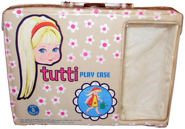 Переноска для Тутти сестры Барби Barbie