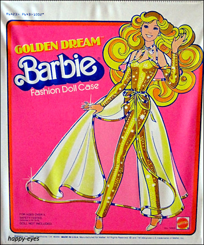 Переноска Golden Dream Barbie