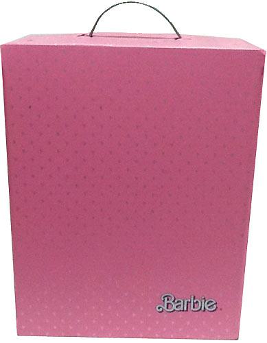 винтажный чемоданчик Barbie