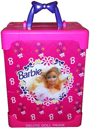 чемоданчик Барби