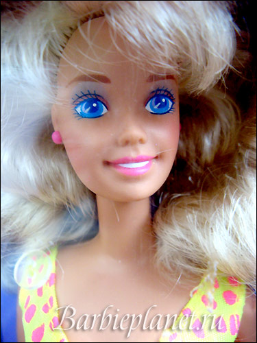 Фото куклы Барби Bath Magic Barbie молд Teen Talk