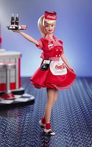 Фото Барби Кока-Кола