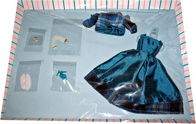 конвенционный аутфит для Барби Конвенция 2011