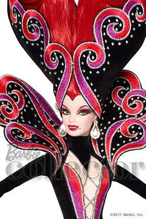 Коллекционная кукла Барби Countess Dracula Barbie вампир