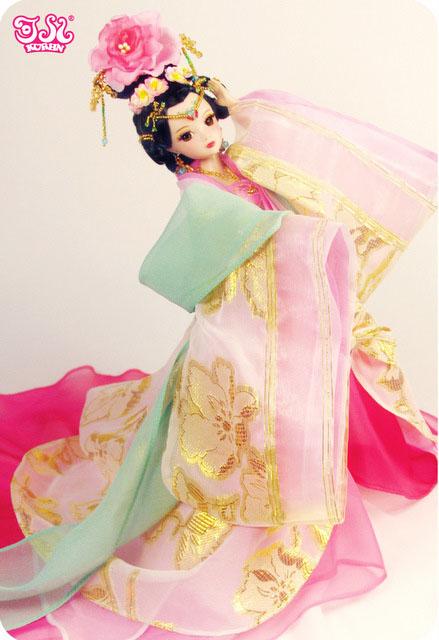 Кукла Kurhn Drunkened Yang Guifei