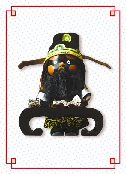 маленькие куклы Kurhn Sonya персонажи китайской пекинской оперы