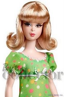 Коллекционная кукла Francie Silkstone