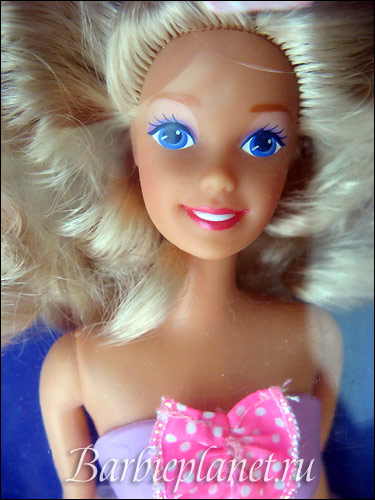Фото Барби Snap n Play Barbie молд Teen Talk